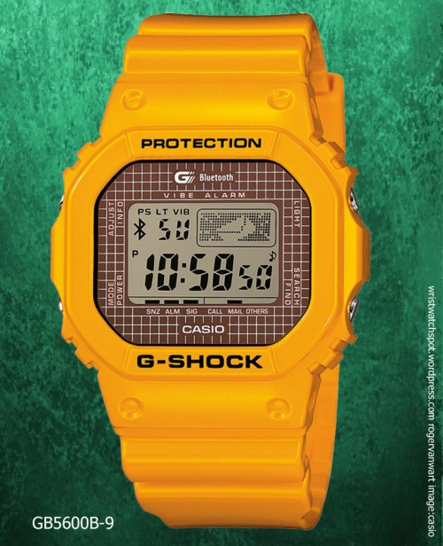 gb5600b-9_bluetooth_g--shock square yellow color watch classic standard