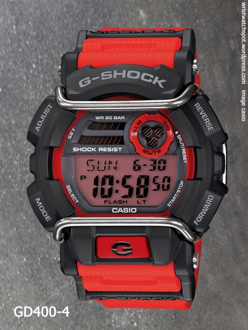 beater round watch red gd400-4_g-shock_2014