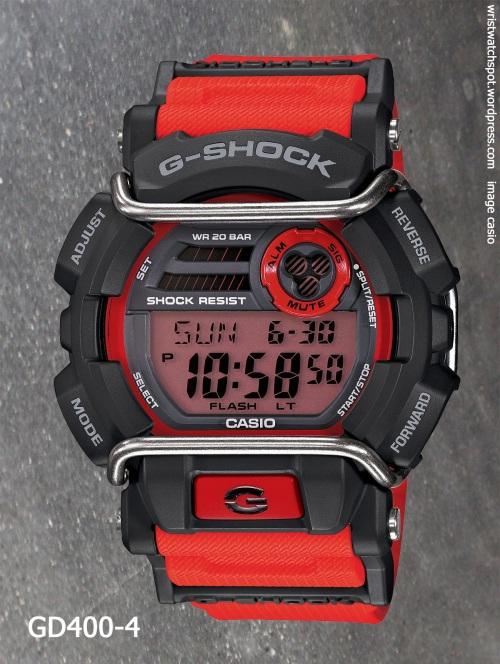 beater round watch red gd400-4_g-shock_2014
