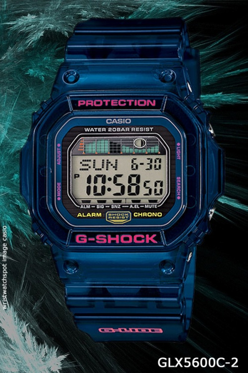 glx5600c-2_g-shock_2014 watch man pink color