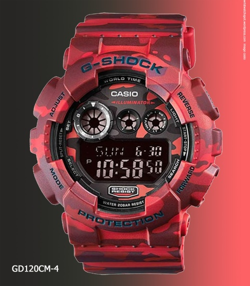 gs120cm-4_g-shock_2014 red camo watch