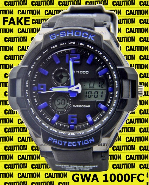 replica watch wrist gwa-1000_fake-g-shock_2014_ counterfeit knockoff
