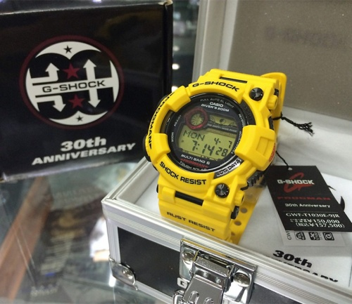 gwft1030e-9jr_g-shock collectible limited edition special 30th anniversary