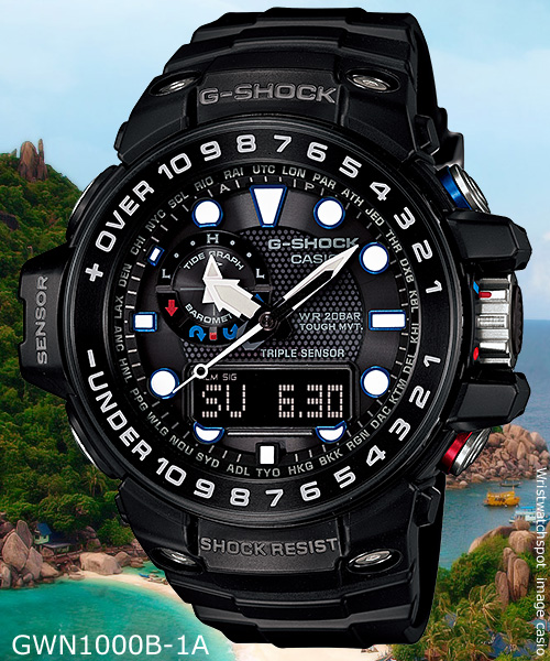 GWN-1000B-1a_g-shock black and white watch roger van wart tekubiquity