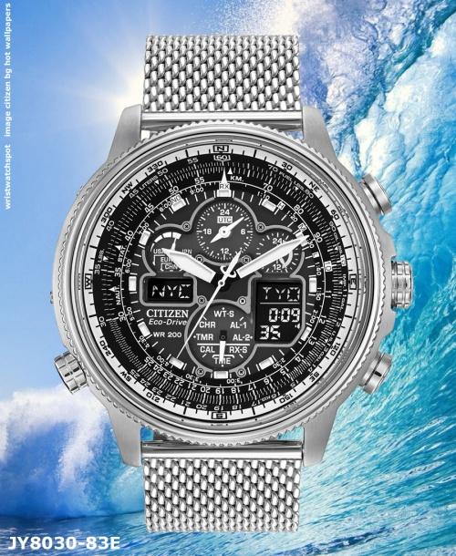 jy8030-83e_citizen navihawk 2014 pilot watch aviator aviation slide rule
