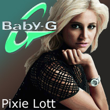 pixie_lott_baby-g 2914tough cool cute