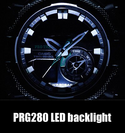 prg-280-1_protrek_led_ superilluminator night light afterglow