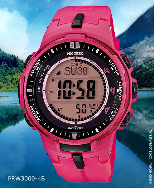 PRW-3000-4B_pro_trek_casio pink 2014 watch