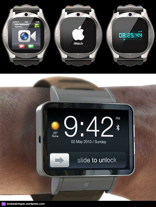 itime smart watch phone Apple-iWatch-Wearable_2014_