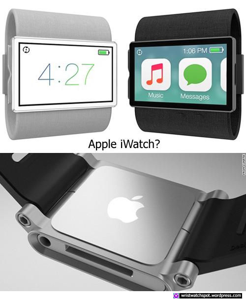itime  smart watch Apple-iWatch-Wearable_2015
