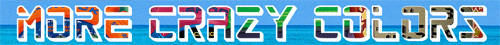 DW-6900SC-4,  DW-6900SC-8, DW-6900SC-1 crazy colors g-shock 2013