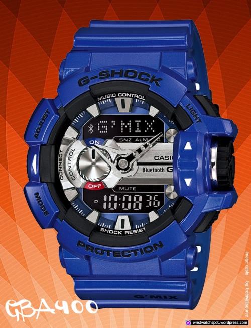 gba400-2a_g-shock_blue-silver 2014 smart watch