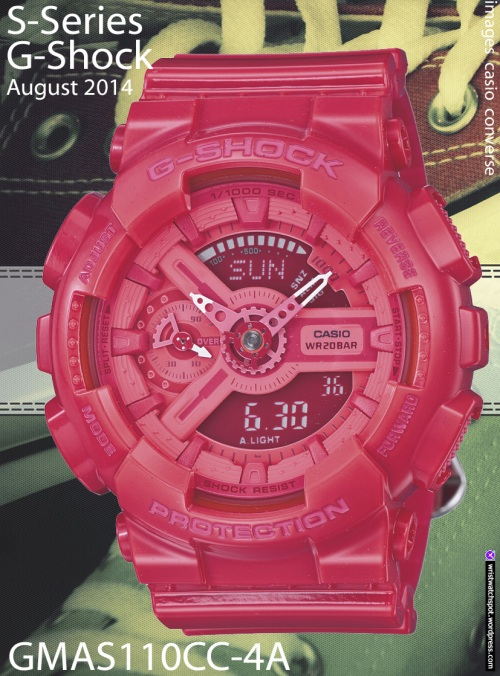 gmad6900sm-1,  gmad6900sm-4,  gmad6900sm-9, s series, small g-shock, womens fashion  g-shock watch pink hot