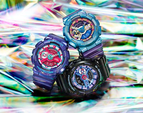 GMD-S110hC_g-shock series s baby-g