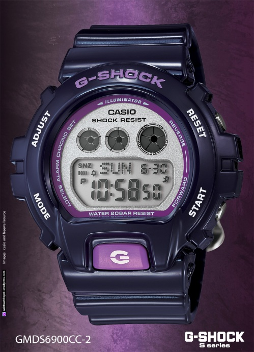 gmds6900cc-2_g-shock, gmad6900sm-1,  gmad6900sm-4,  gmad6900sm-9, s series, small g-shock, womens fashion