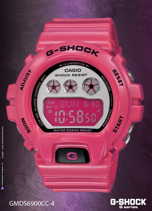 gmds6900cc-4_g-shock pink watch s series
