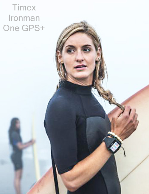 timex_ironman_one_gps+ surfing 2014 smart watch phone fitness health
