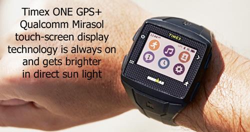 one gps+ fitness smartwatch timex gba-400 g-shock bluetooth
