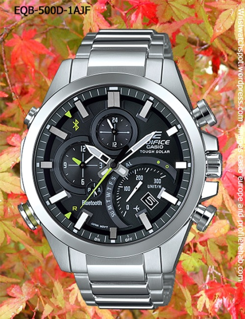 EQB-500D-1AJF_edifice_bluetooth smart watch phone