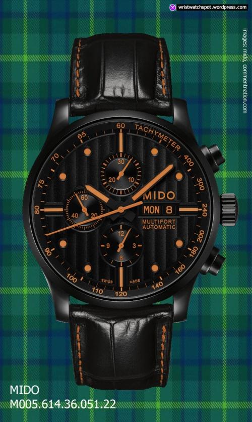 M005.614.36.051.22_multifort fine swiss watch orange black sapphire 2014 fashion style
