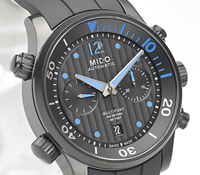 M005.914.37.050.00_mido side view blue black watch swiss quality