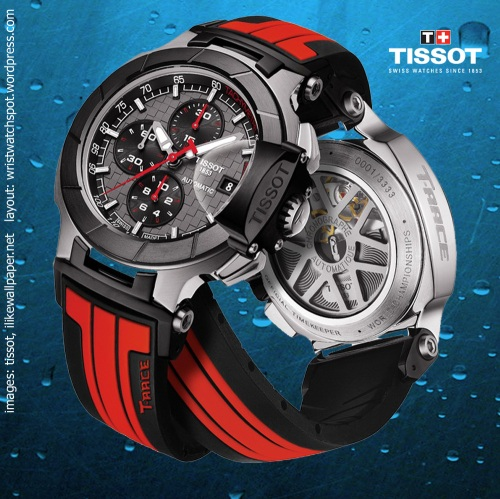 T0484272706100 t-race motogp limited edition 2014 $1425 swiss watch new