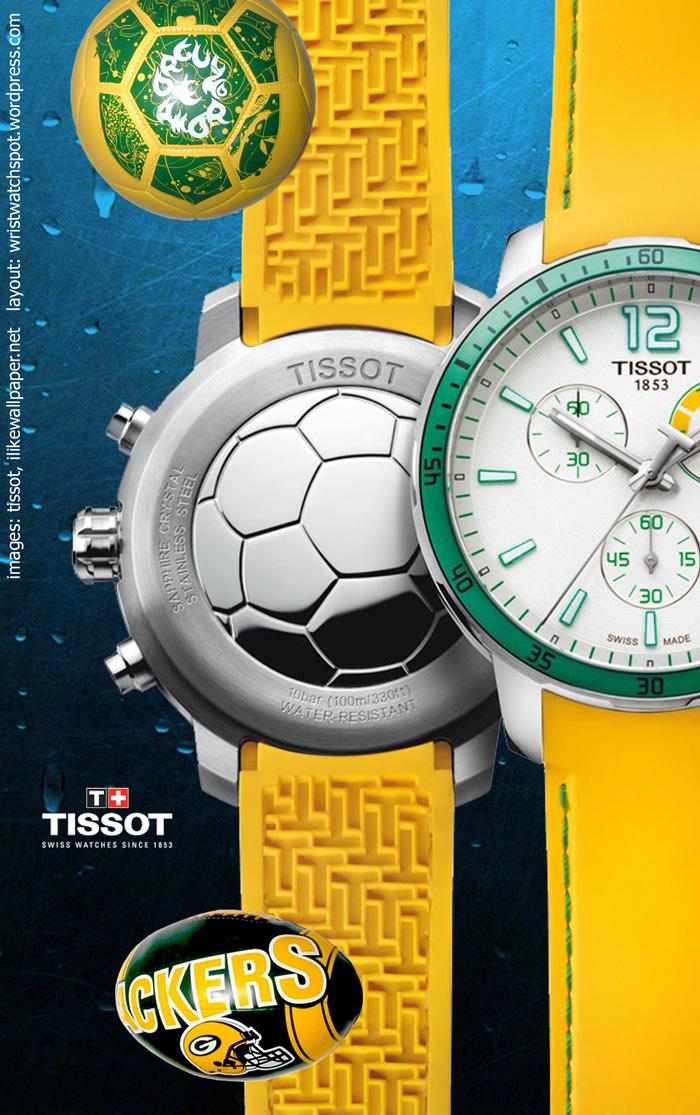 Tissot — Swiss Tradition | Wrist Watch Spot