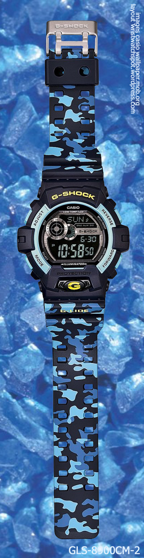 g-shock_gls-8900cm-2_front camouflage watch 2014 sports fashion