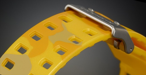 ga110cm-9a_g-shock_ strap watch yellow