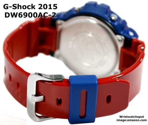 dw6900ac-2_back_g-shock back view rear red white blue vote democrat
