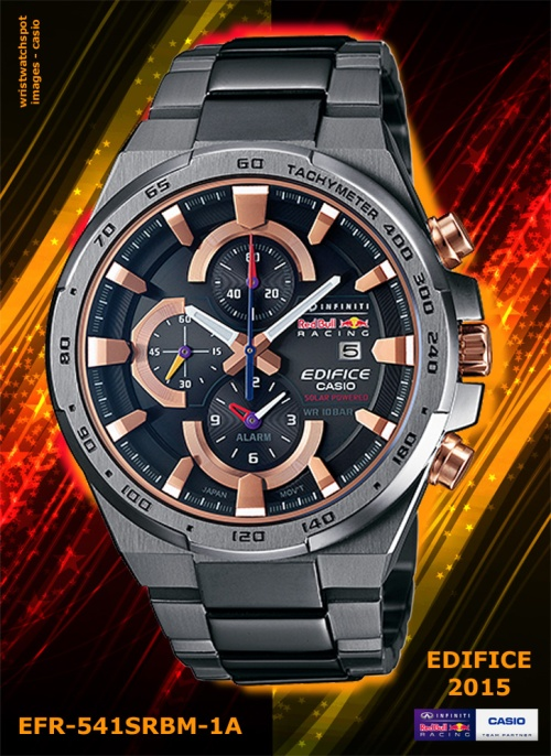 rose gold edifice, 2015, efr541srbm-1a_edifice