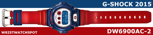 2015 g-shock_dw6900ac-2 red white and blue all american watch