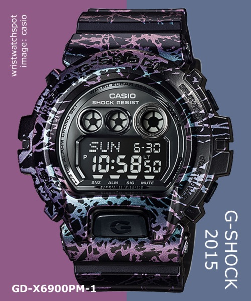2015 limited edition special black collectible gd-x6900pm-1_g-shock