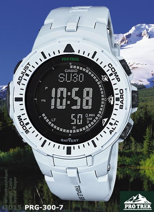 new ppro trek wrist watch spot PRG-300-7_protrek_2015